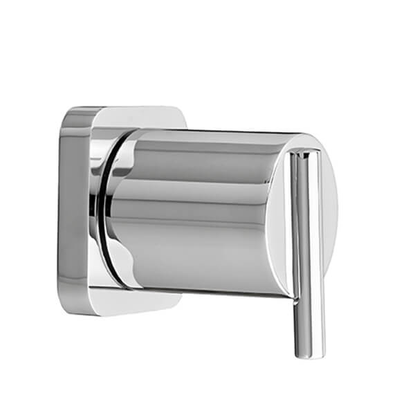 DXV Rem 1/2 Inch or 3/4 Inch Wall Valve Trim - Polished Chrome