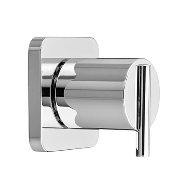DXV Rem 4/3 or 3/2 Diverter Valve Trim - Polished Chrome