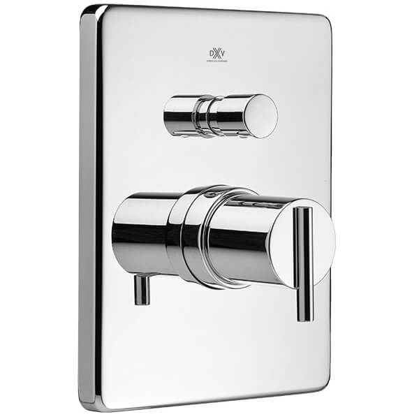 DXV Rem Pressure Balanced Tub/Shower Valve Trim - Polished Chrome
