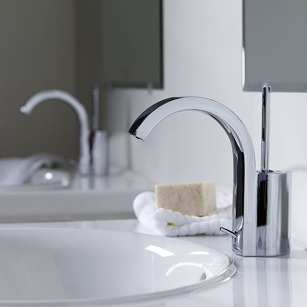 Bathroom Sink Faucets - Rem Single-Handle Bathroom Faucet - DXV