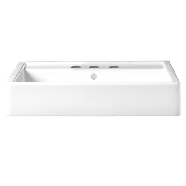 Cossu 24 Inch Three Hole Bathroom Sink