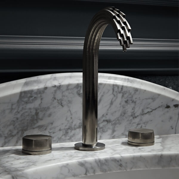 Shadowbrook 3D Printed Faucet on Sink - DXV