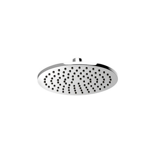 DXV Slim Round 10 Inch Showerhead - Polished Chrome