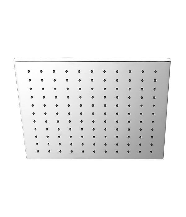 Slim Square 12 Inch Showerhead