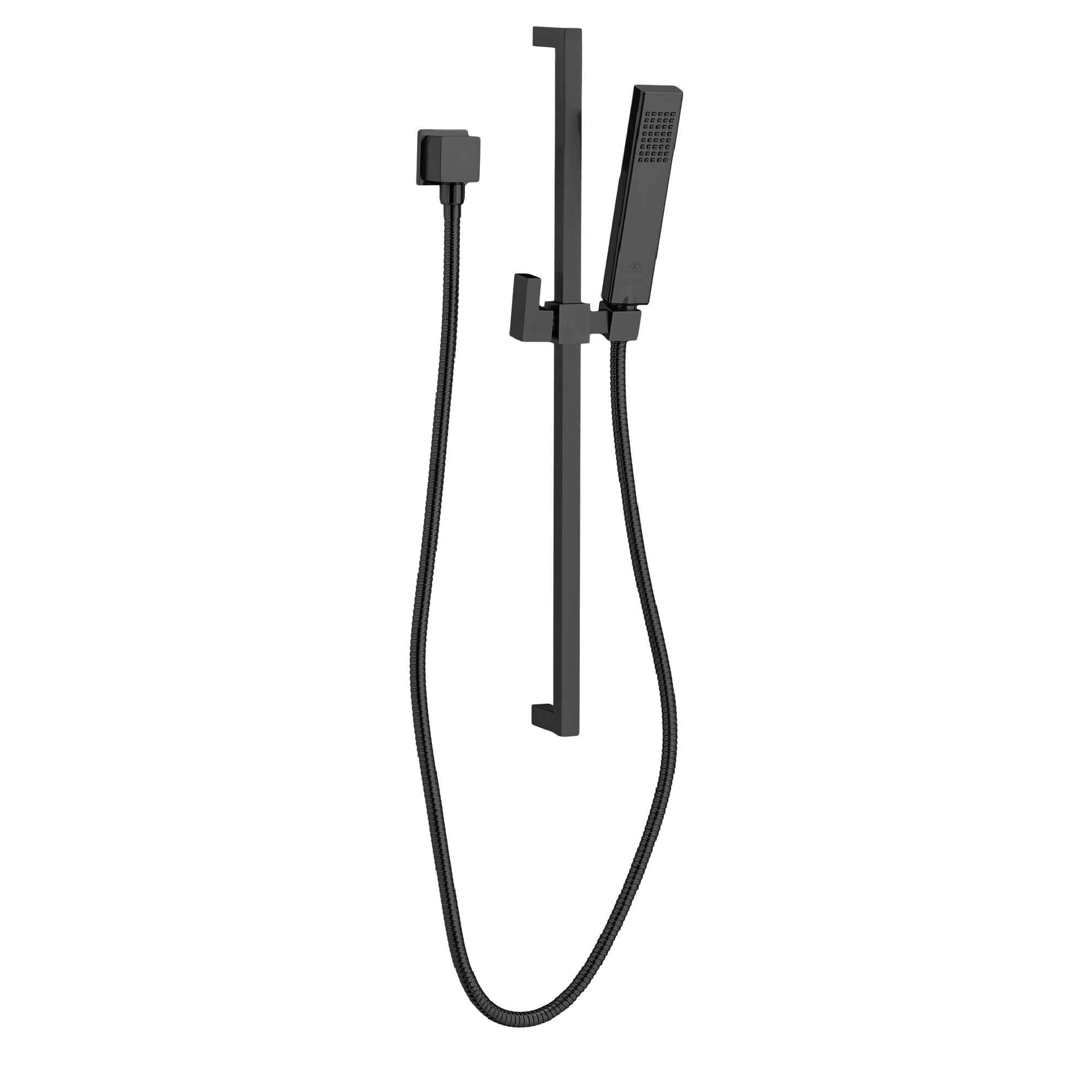 Square Personal Shower Set with Hand Shower