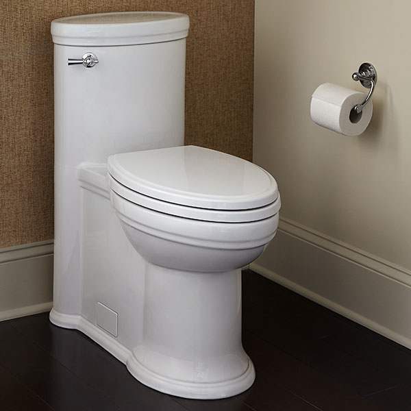 St George One Piece Elongated Toilet