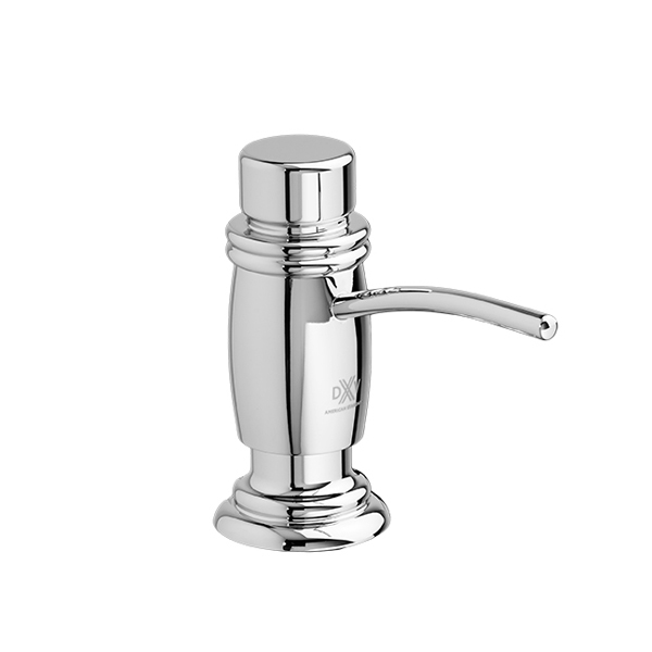 DXV Traditional Soap Dispenser- Polished Chrome