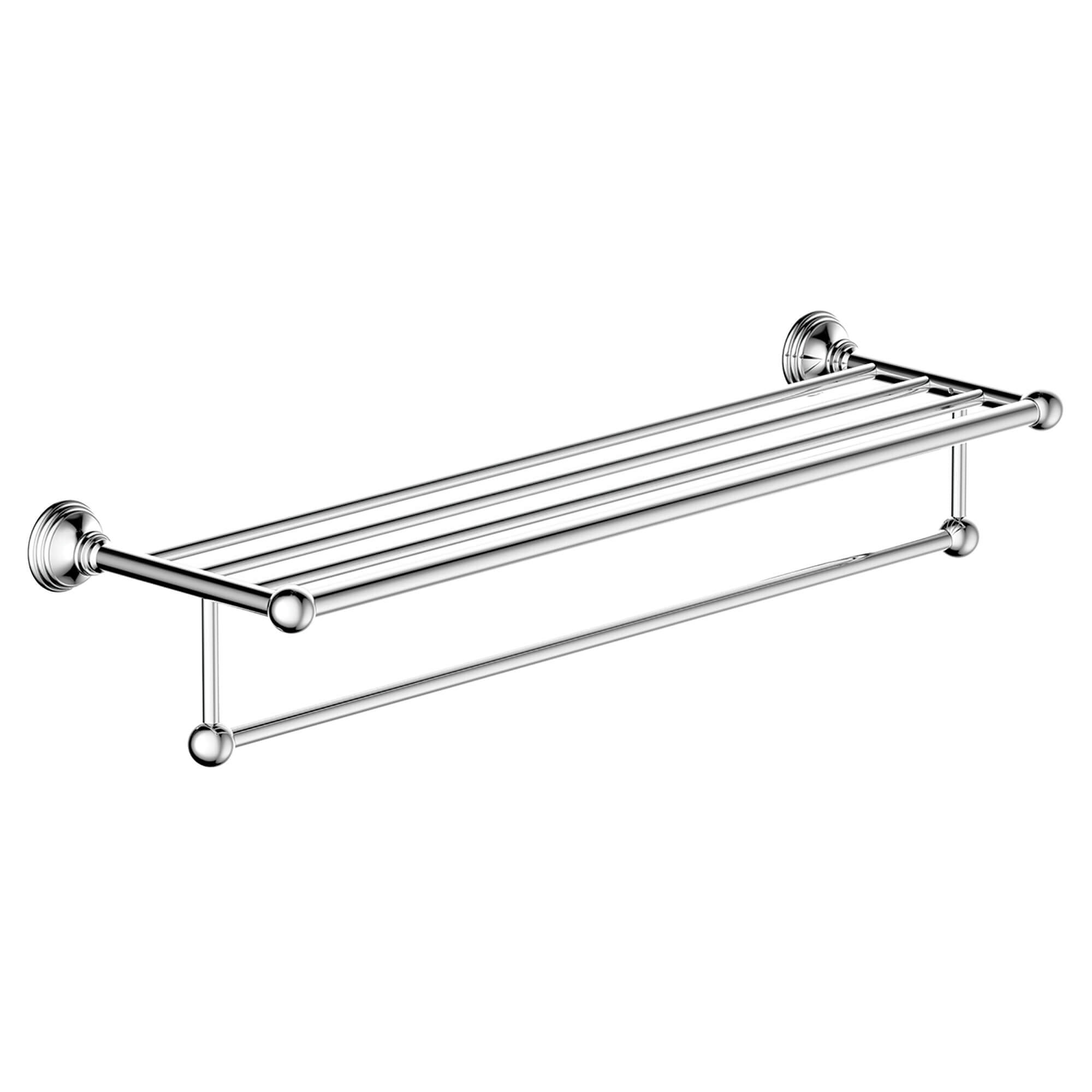 Traditional Towel Rack - Projects Model