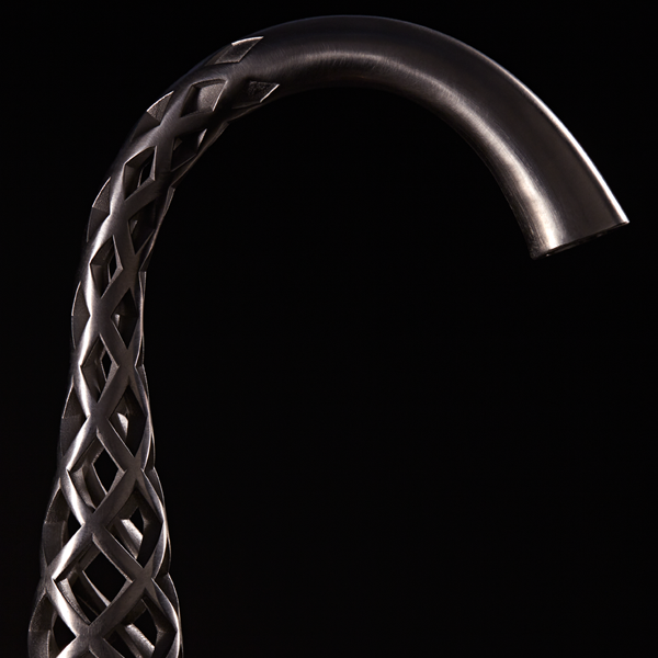 Vibrato 3D Printed Faucet Close Up - DXV