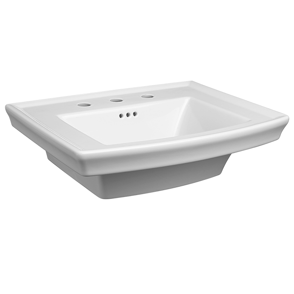Attractive Wyatt 24 Inch Bathroom Sink